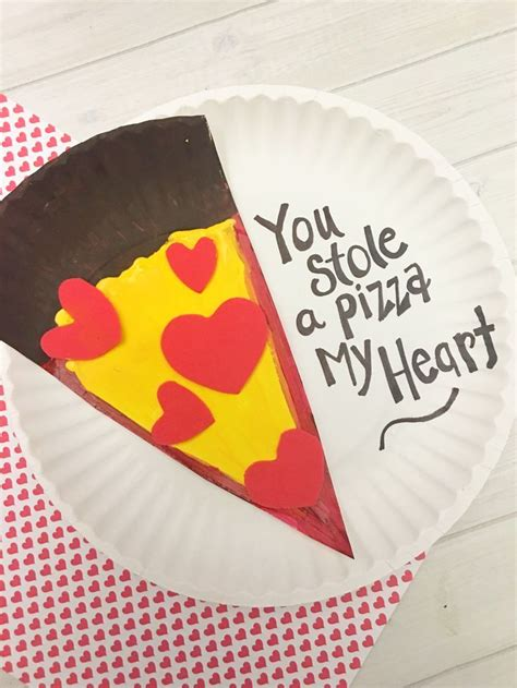s day pizza paper plate craft for tutorial 848 | cf79e84d3ebda05cd69306869a45025b