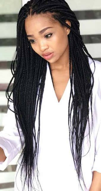 sexy fulani box braids hairstyles with accessories