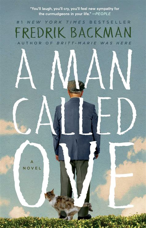 A Man Called Ove  Book By Fredrik Backman Official