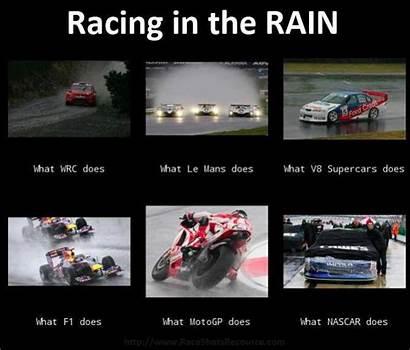 Rain Nascar Racing Fail F1 Formula Le