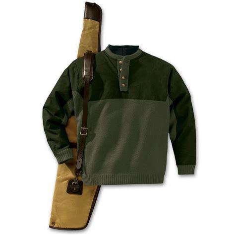 filson waterfowl sweater filson shelter cloth waterfowl guide sweater filson