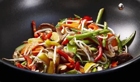 asparagus  mixed vegetables stir fry recipe