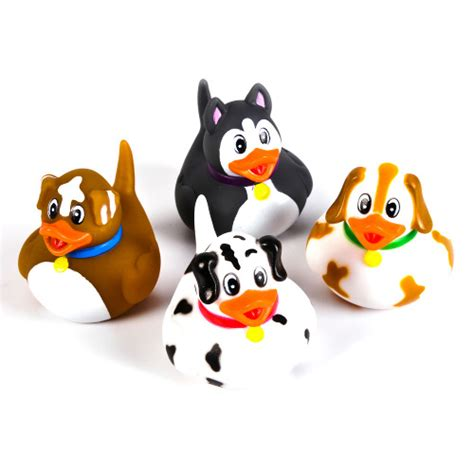 puppy dog rubber duckies  cost gifts rubber ducks