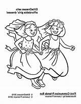 Coloring Friendship Popular Printable sketch template