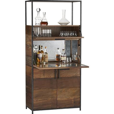 crate and barrel bourne bar cabinet clive bar cabinet shelves the o jays and bar cabinets