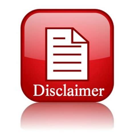 disclaimer mystical health blog