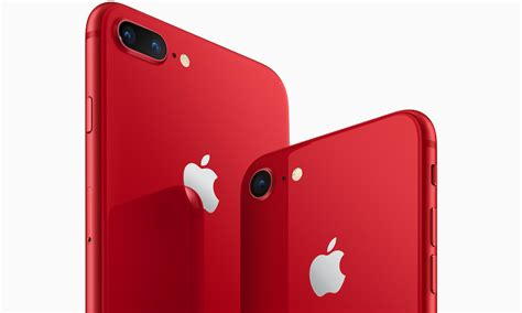 apple iphone 8 product red special edition debuts not x