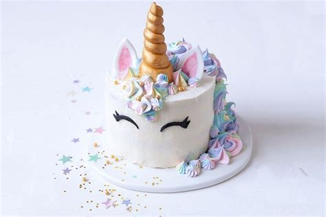 unicorn cake recipes deliciouscomau