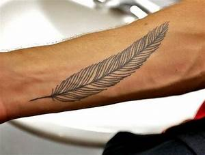 One Direction's Liam Payne's latest tattoo; a feather on ...