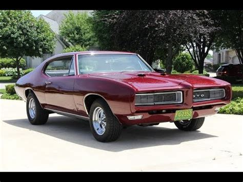 pontiac gto  sale youtube