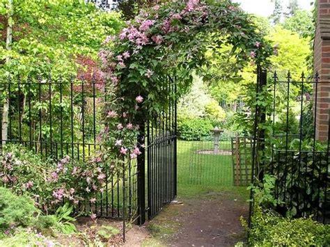 Portillon De Jardin En Fer by Portillon De Jardin En Fer Forg 233 Portail De Jardin Pas
