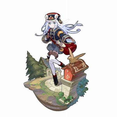 Noelle Dragalia Lost Official Character Gamepress Cygames