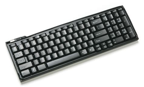 Atek Onboard® Travel Keyboard Feels Like A Desktop