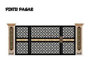 pagar rumah pagar rumah minimalis tralispagar besi tempa