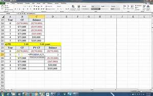 how to calculate the payback period and the discounted With payback period template