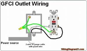 Gfci Wiring Problems