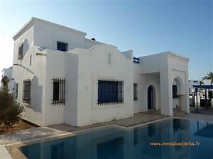 Vente villa a djerba avec piscine vue mer proche plage for Location villa bord de mer avec piscine 9 vente villa a djerba avec piscine vue mer proche plage