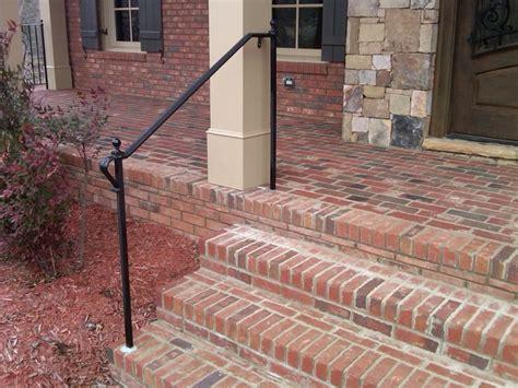 wrought iron handrail exterior wrought iron handrail railing mediterranean 1193
