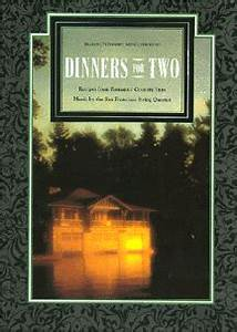 Dinners For Two Menus And Music By Sharon O39Connor