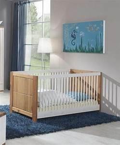 Babybett Holz Weiß : massivholz babybett 70x140 gitterbett kinderbett kiefer ~ Whattoseeinmadrid.com Haus und Dekorationen