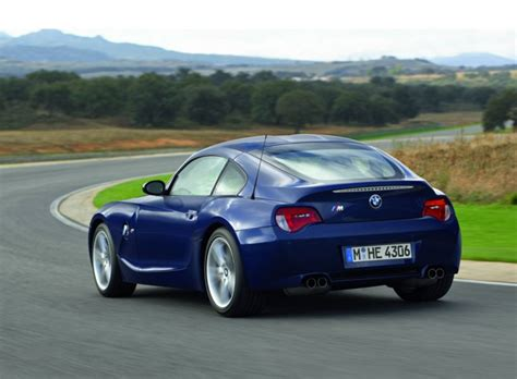 Sell Used Bmw Z4 M Coupe