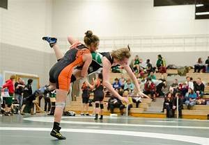 Huskies wrestling teams finish second at Cougar Open – The ...