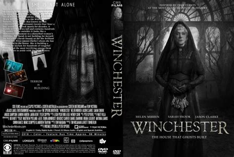 Winchester - DVD Covers & Labels by CoverCity