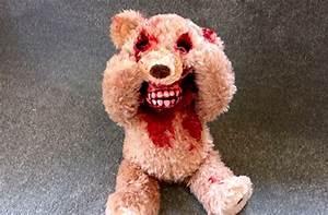 Ours En Peluche : l 39 ours en peluche anim venu de l 39 enfer ~ Teatrodelosmanantiales.com Idées de Décoration