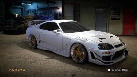 speed  toyota supra customization  hp