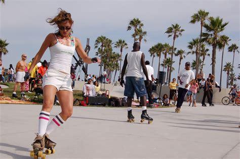 Skating In Barcelona
