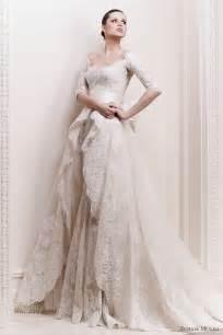 shabby chic bridesmaid dresses zuhair murad wedding dresses 2012 wedding inspirasi page 2