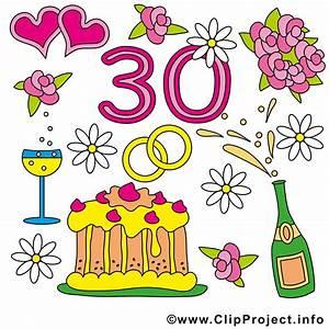 30 Dinge Zum 30 Geburtstag : cliparts 30 geburtstag kostenlos einladungskarten kostenlos ausdrucken ~ Markanthonyermac.com Haus und Dekorationen