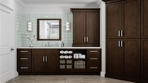 shaker specialty kitchen cabinets  java kitchen