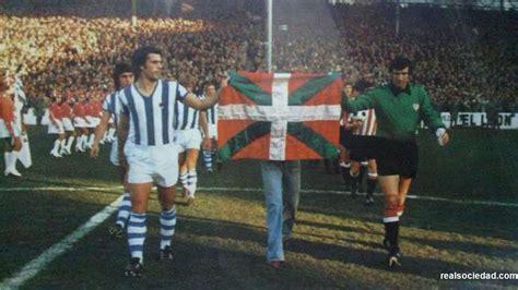 derbi historico real sociedad de futbol sad