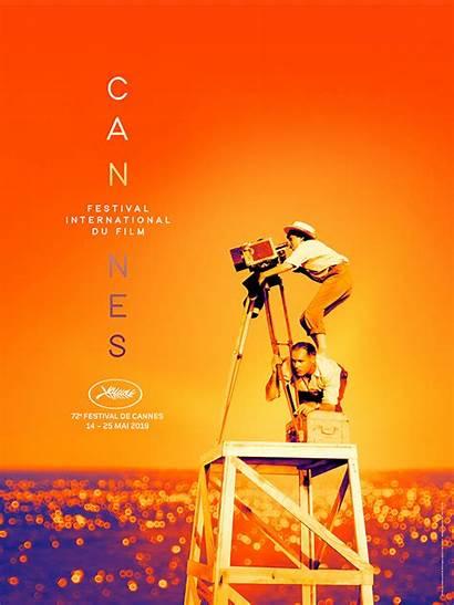 Cannes Festival Film Poster Varda 72nd Agnes