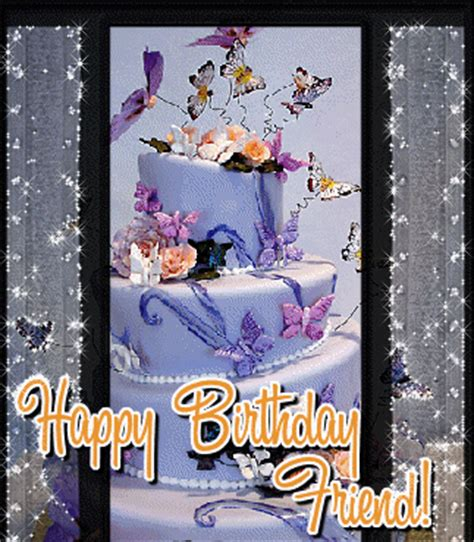 happy birthday friend facebook comments  graphics happy