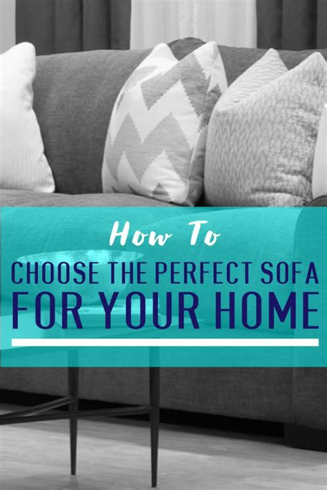 how to choose the sofa for your atlanta home