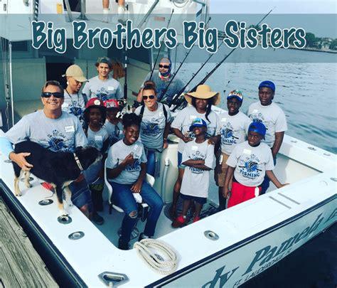 brothers fishing sisters deep sea go