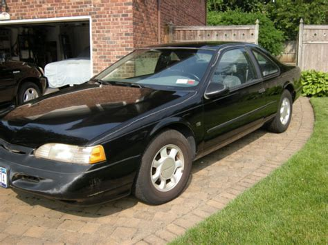 how cars engines work 1994 ford thunderbird lane departure warning 1994 ford thunderbird lx 4 6 v8 66 000mi no reserve for sale photos technical specifications