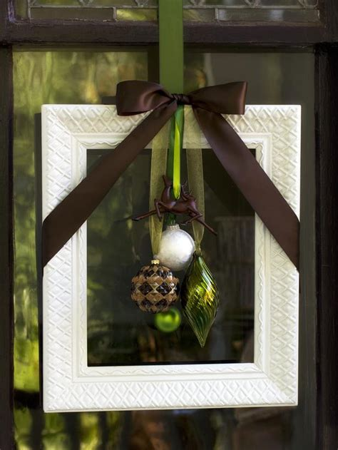 christmas door decorations easy crafts and homemade