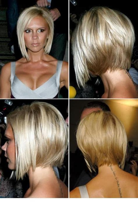 short inverted bob hairstyles  beautiful women short