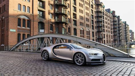 Bugatti Abre Nuevo Concesionario En Hamburgo