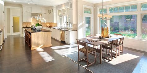 cucina soggiorno open space idee per ottimizzare gli spazi con l open space idea