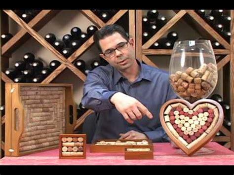 wine cork crafts coasters trivets trays  youtube