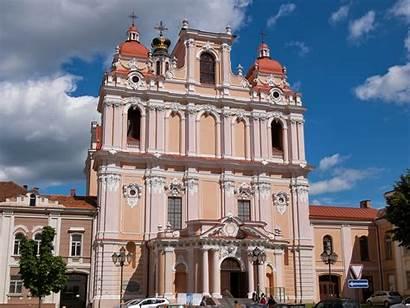 Churches Vilnius Lithuania Another Hello Definitely Interiors
