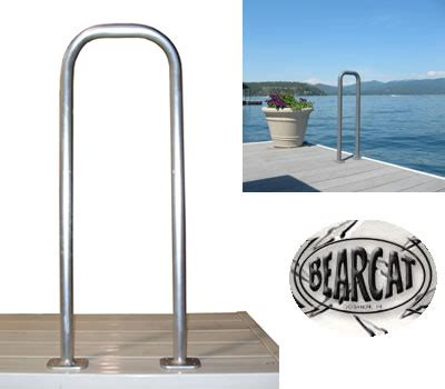 Boat Dock Safety by Dock Bumpers Dock Boxes Solar Dock Lights Marine