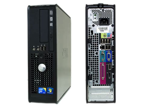 hp compaq bureau refurbished dell optiplex 780 sff innovatepc