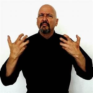 """""""angry"""" American Sign Language (ASL)  Angry"""
