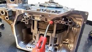 09g    Tf60sn Transmission Re-assembly