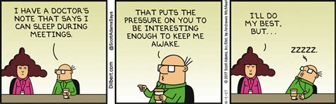 Dilbert Best Of by Tries To Be Interesting Dilbert By